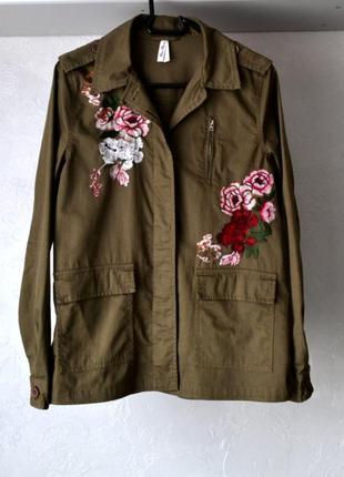 Стильная куртка пиджак жакет  италия