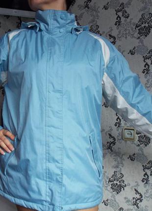 Куртка термо лыжная р.50