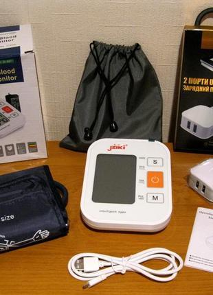 Тонометр автоматический на плечо jziki2 фото