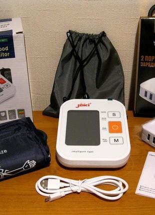 Тонометр автоматический на плечо jziki3 фото