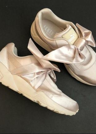 Кроссовки оригинал puma fenty bow sneakers by rihanna-оригинал идеальное состояние