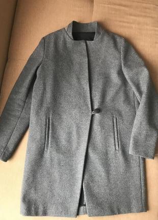 Пальто пиджак zara s/m