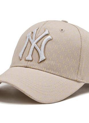 Кепка/бейсболка/ ny нью йорк. new york. мужская/женская