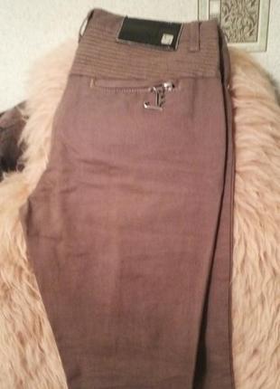 Катоновые брюки по типу джинсиков