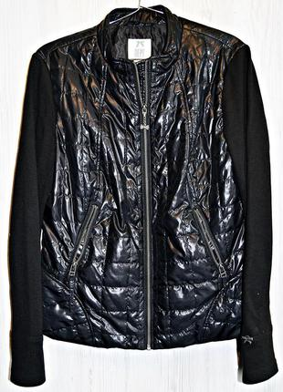 Очень классная курточка на синтепоне с рукавами из плотной ткани фирмы dept