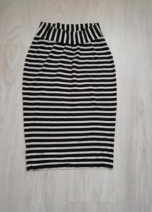 Юбка карандаш,юбка миди большого размера