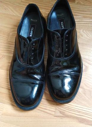 Туфли лаковые lloyd