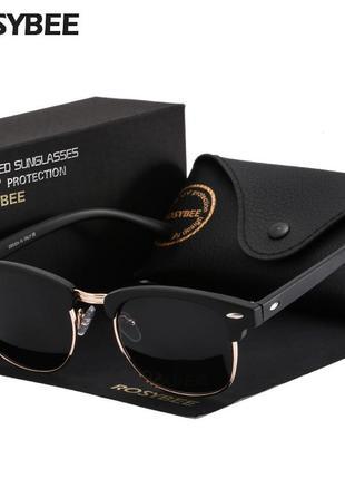 Очки поляризационные, антибликовые , для вождения. со степенью защиты uv400