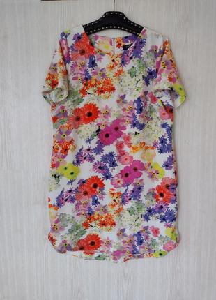 Платье в цветочный принт плаття платя в квіти