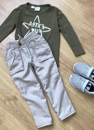 Chicco! трендовые брюки штаны 👖 100% котон