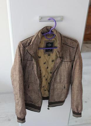Осенняя куртка p&b