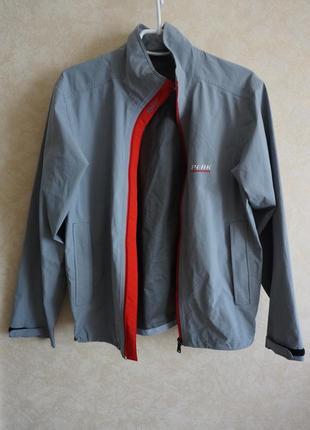 Куртка ветровка дождевик непромокаемая от дождя gore tex peak