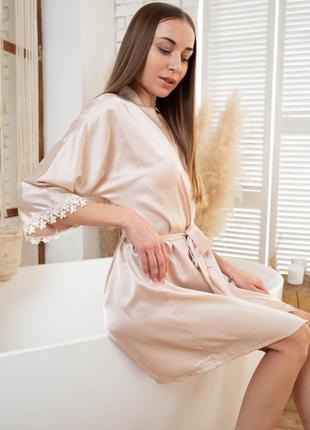 🌸 шовковий халат