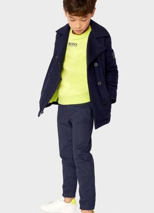Стильное пальто демисезонное на мальчика 2-2,5лет
