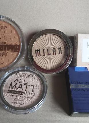 На косметики essence, milani