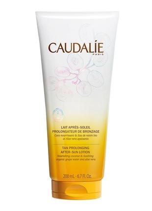 Лосьон после загара caudalie tan prolonging after-sun lotion 100 мл