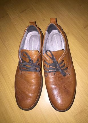 Туфли кожа 43 р.