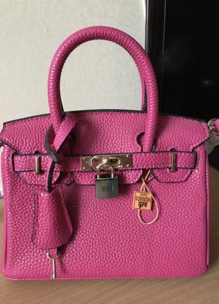 Новая сумочка hermes mini
