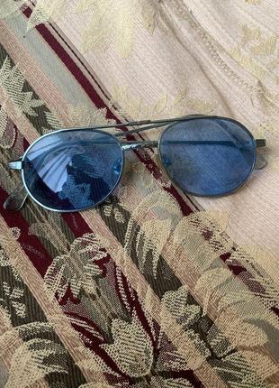 Синие очки (маленький размер)