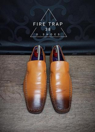 Мокасины firetrap