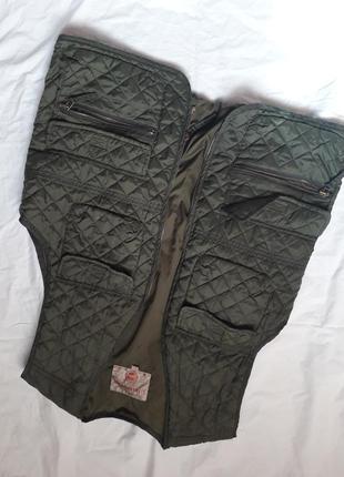 Винтажный жилет жилетка2 фото