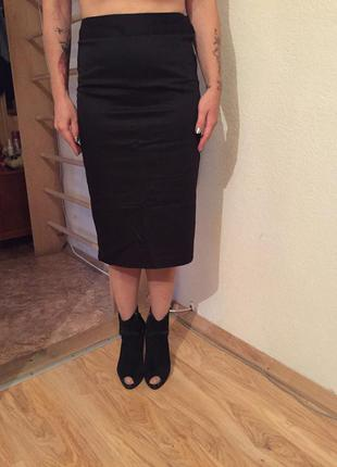 Строгая юбка laura ashley