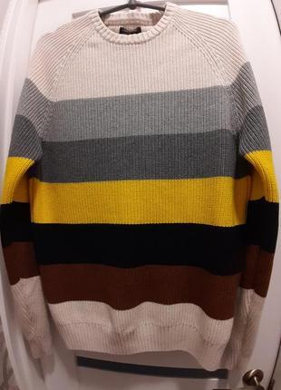 Котоновый свитерок zara