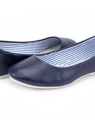 Балетки, туфли для девочки новые р. 33