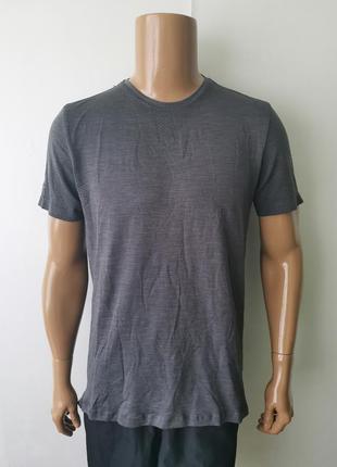 Asics беговая компрессионная футболка - xl