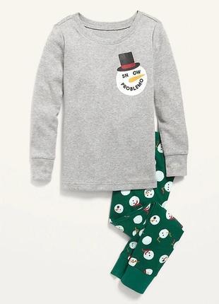 Пижама для мальчика oldnavy