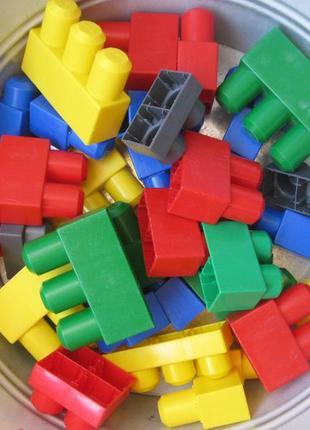 Мега блокс оригинал mega blocks