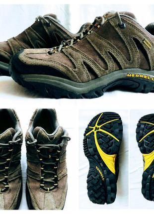 N4031 кроссовки merreli - gore-tex  43 размера