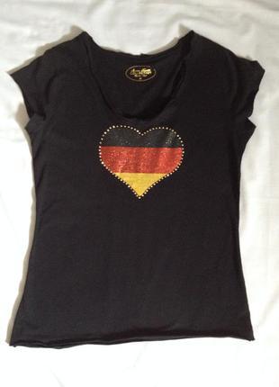 Летняя футболка из германии