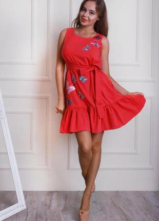 Новое платье р. 48-50