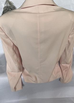 Нежный стильный пиджак4 фото
