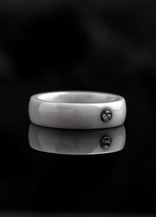 Кольцо керамика2 фото