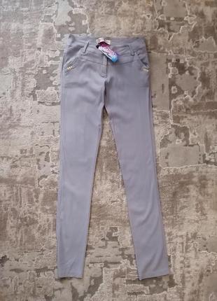 Штани брюки лосини легинси стрейч леггинси стрейч - котон легкие легкі літні летние