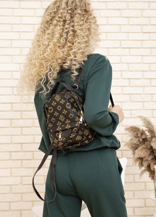 Рюкзак mini 154r003-37-6 цвет черный
