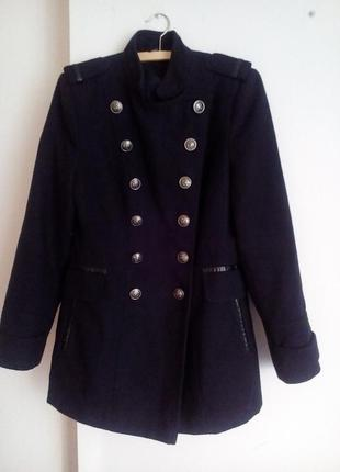 Укороченное пальто f&f