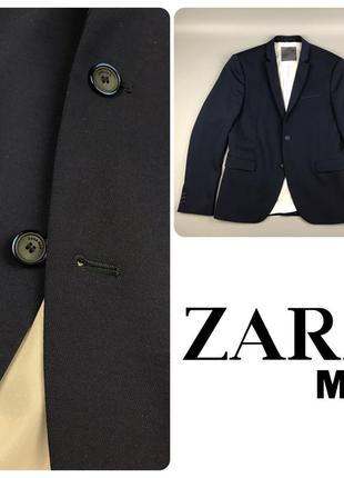 Zara man blazer пиджак блейзер