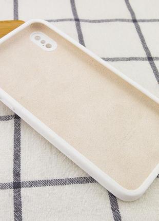 Чехол silicone case для айфон iphone xs max4 фото