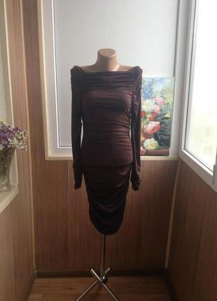 Роскошное платье на стройную девушку, размер s-m