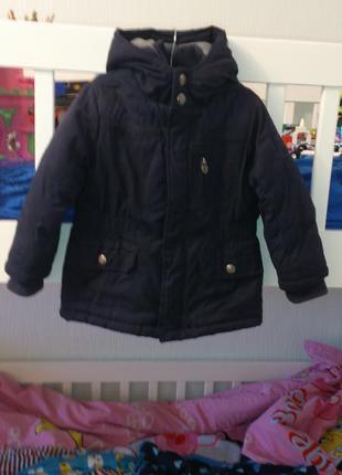 Демисезонная куртка chicco 92р