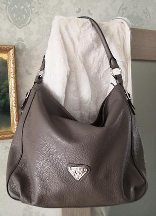 Vip! роскошная большая кожаная сумка maison mollerus👜👜💣💣🔥🔥
