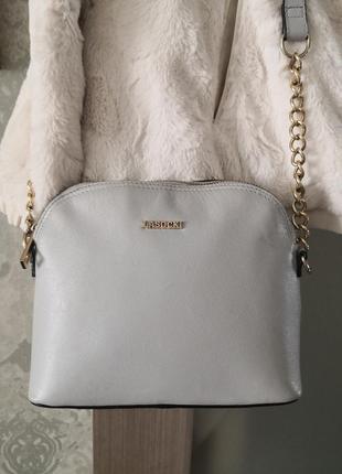Красивая кожаная сумка lasocki👜👜🏵️🔥💣