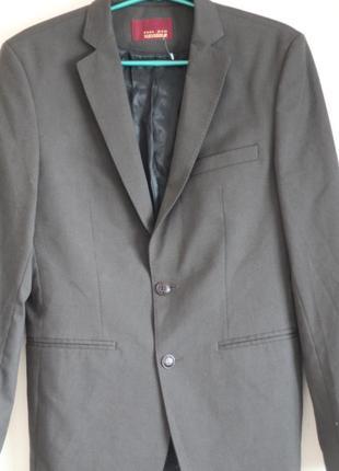 Стильный мужской пиджак zara men