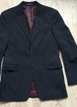 Пиджак kenzo оригинал идеал быстрая продажа 48р 60% шерсть элитный