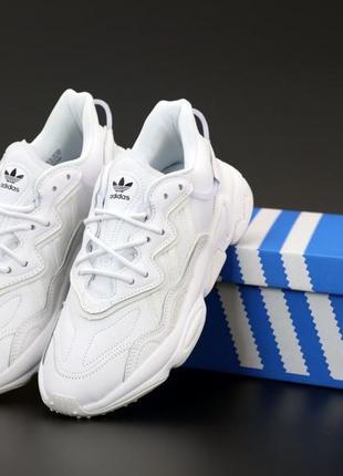 Самые топовые кроссовки adidas ozweego,люкс качество!
