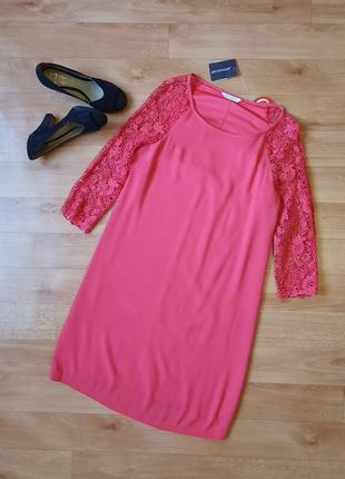 Яркое платье promod