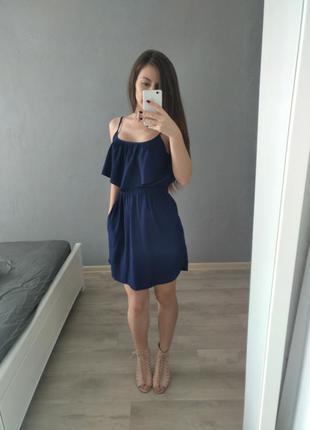 Платье atmosphere размер xs-s с карманами